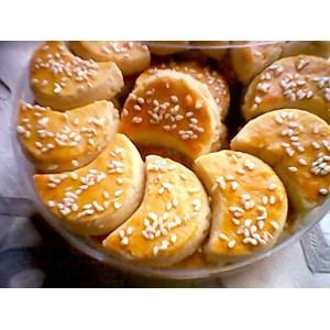 Crescent Nut Pastries