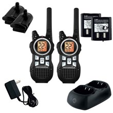 HT / Radio Komunikasi / Walkie Talkie  Motorolla mr 350