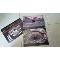 Jual Buku Gambar Mekkah Madinah