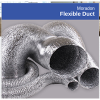 Jual Flexible Duct Moradon