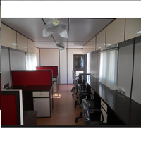 Jual Office Container Interior