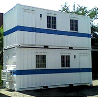 Office Container Bertingkat