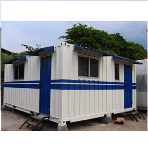 Box Container Office