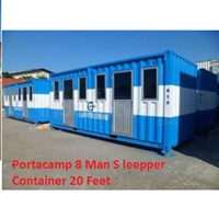 Portacamp Container 20 Feet 1