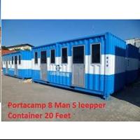 Dari Portacamp Container 20 Feet 0