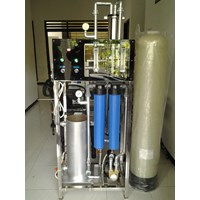 Mesin Reverse Osmosis RO 2000 Gpd setara 6000 liter per hari 1