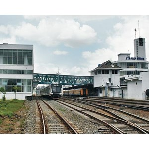 Jadwal Kereta Api Bandara Medan - Kuala Namu By PT  Railink