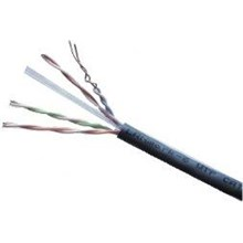 Kabel Komputer dan Konektor CAT 6 LANmark PVC Nexans