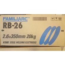Kobe Familiarc RB 26 d.2.6 mm d. 3.2 mm dan d. 4 mm