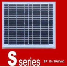 Panel Tenaga Surya SP10  Sseries (10 Watt)