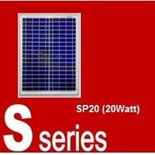 Panel Tenaga Surya SP-20 Sseries ( 20 Watt )