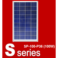 Panel Tenaga Surya SP-100-P36 Sseries ( 100 Watt )