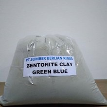 BENTONITE CLAY GREEN BLUE