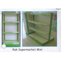 Jual Rak Supermarket Mini