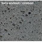 Batu andesit cirebon 1