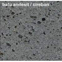 Batu andesit cirebon