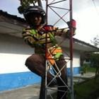 Antena Digital Tower Tri angle 2