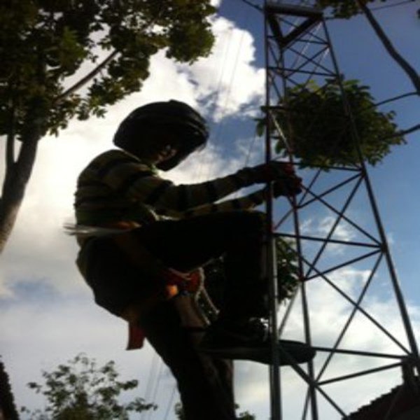 Antena Digital Tower Tri angle
