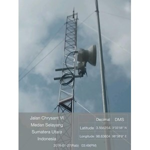 Radio Link By PT  Trans Engineering Sentosa