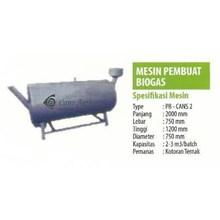 Mesin Pembuat Biogas'