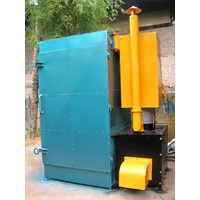 Mesin Dryer (Pengering) Model Oven
