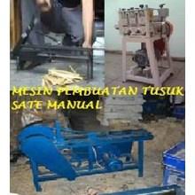 Mesin Pembuatan Tusuk Sate