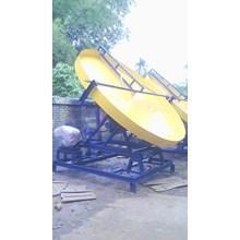 Mesin Granulator 3 meter