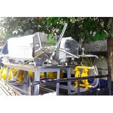 filter press besar kapasitas 5 m3