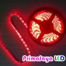 LED Strip Flexible Merah 3528 IP44