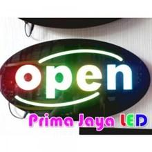 Open LED Sign Lights