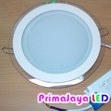 Downlight Bulat Kaca 18 Watt