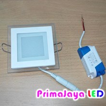 Downlight Kotak Kaca 6 Watt