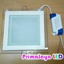 Downlight Kotak Kaca 12 Watt