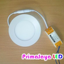 Downlight Bulat Tipis 6 Watt