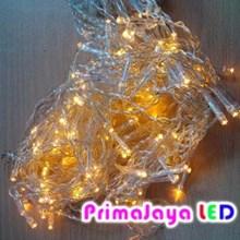 LED Variasi Tirai Kuning