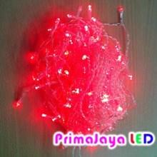 LED Variasi Tirai Merah