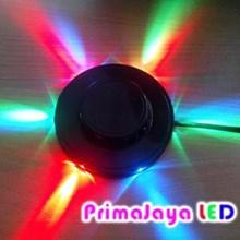 Lampu Variasi Dinding Putar RGB