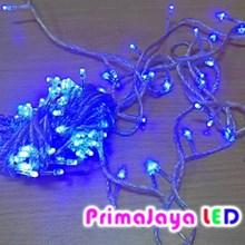 Lampu Natal Twinkle Biru