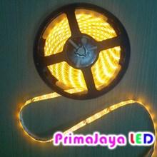 LED Strip 5050 IP 44 Yellow