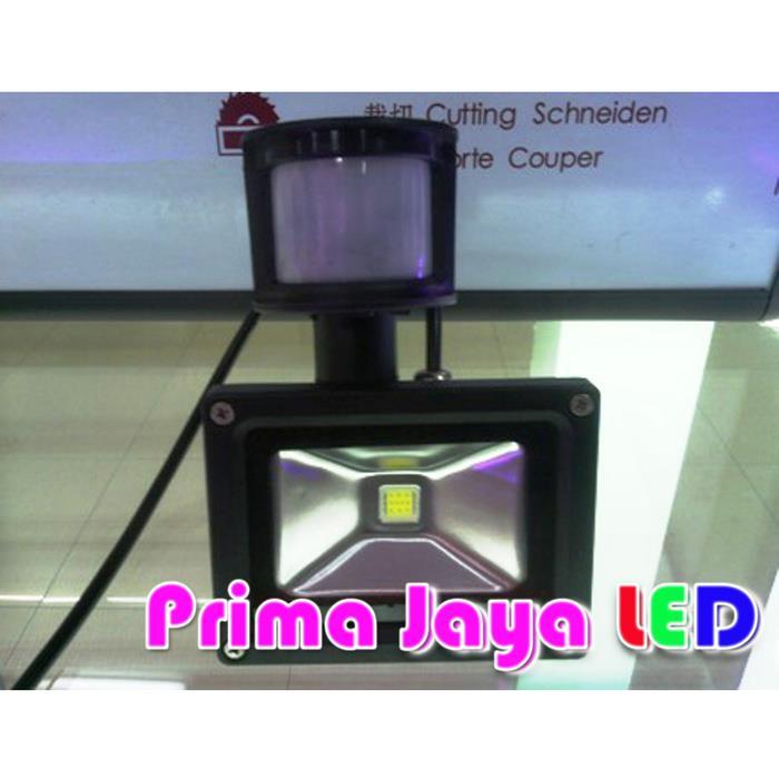 Jual Lampu Tembak Sensor 10 Watt Harga Murah Jakarta Oleh