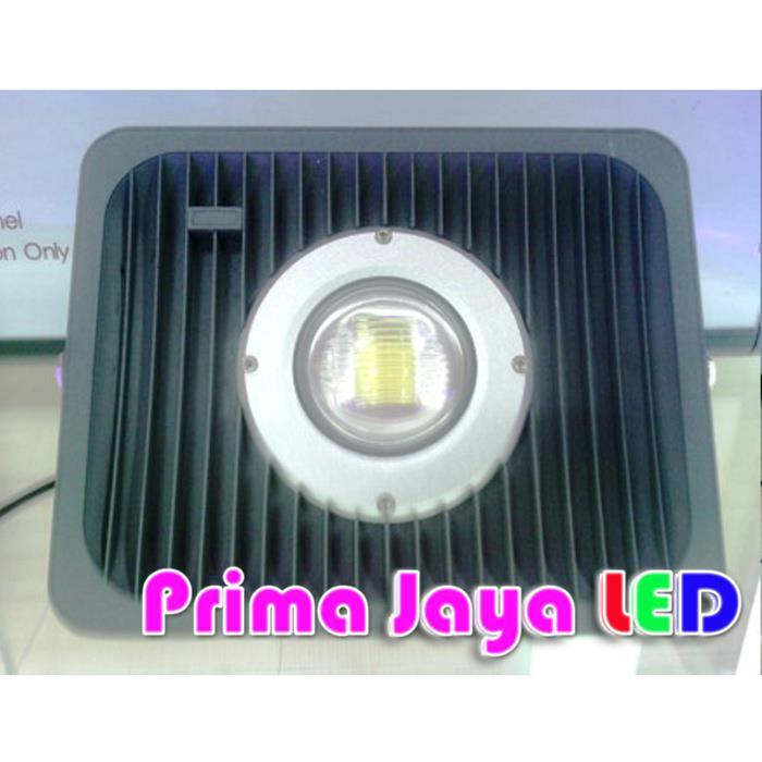 Jual Lampu LED Floodlight 50 Watt Harga Murah Jakarta Oleh