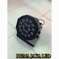 PAR LED 18 x 3 Watt Indoor