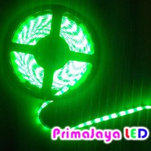 LED Strip 3528 IP 44 Hijau