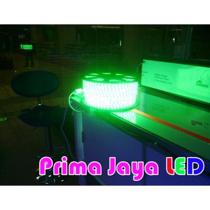 Jual Lampu Selang LED 5050 Hijau Harga Murah Jakarta Oleh