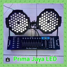 DMX Mixer Set Par 54 LED