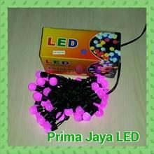 Twinkle LED Anggur Ungu