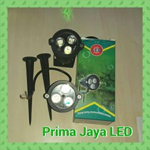 Lampu Taman Spotlight 3 Watt