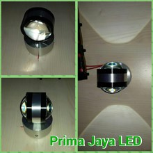 LED Interior Bola Dua Arah