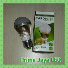 Cardilite LED light bulb 3 Watts