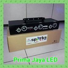 Lampu Laser Spark BTF10 RGB